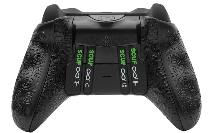 Infinity1 back paddles