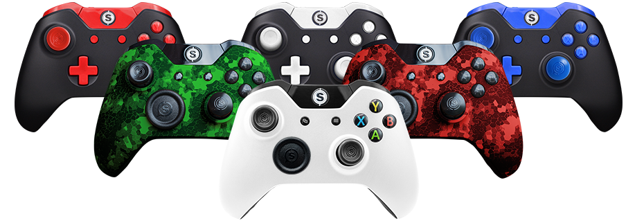 SCUF One customer controller collection