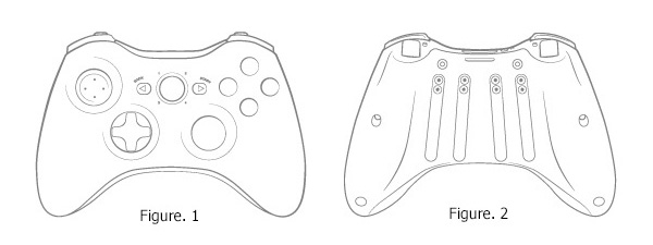 SCUF Hybrid controller outlines