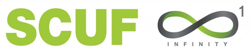 SCUF Infinity1 logo gray gradient