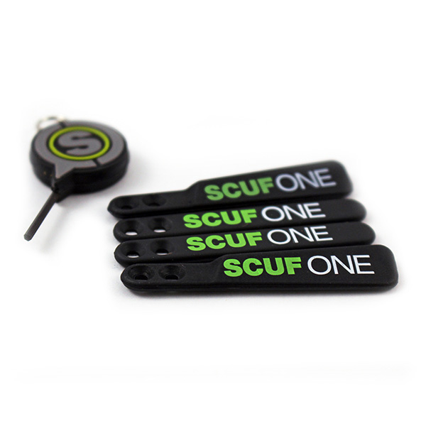 SCUF One paddles 4 v2