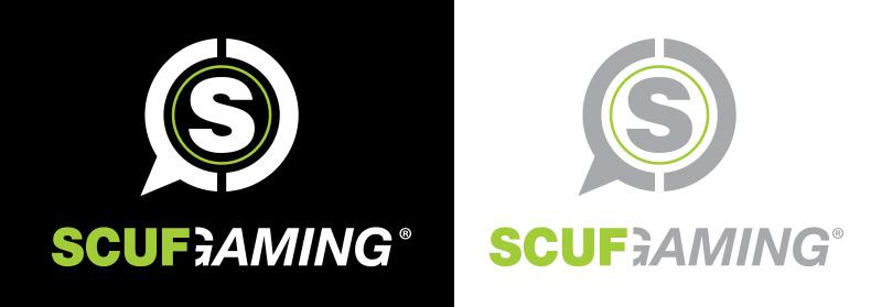 Scuf Gaming logos