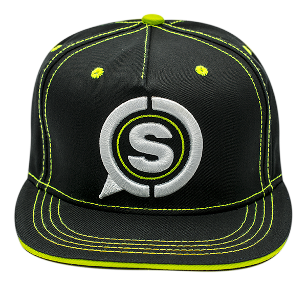 SCUF-Hat-Black-Green-140