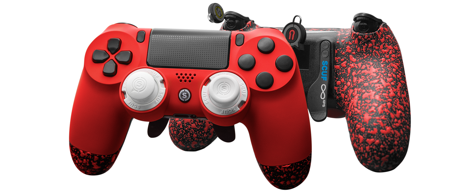 Infinity-4PS-Color-controller-red