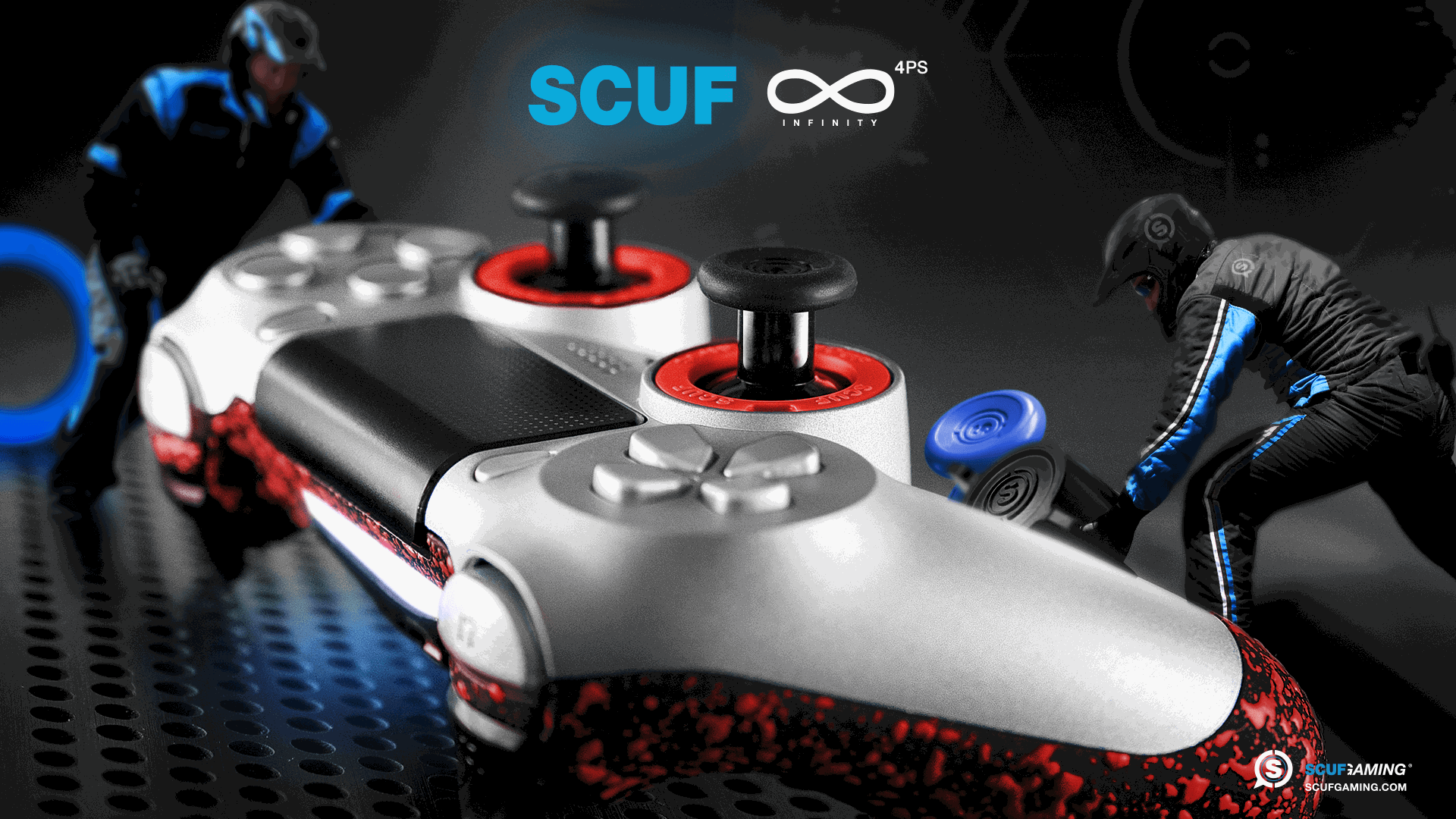 Infinity4ps secure thumbsticks