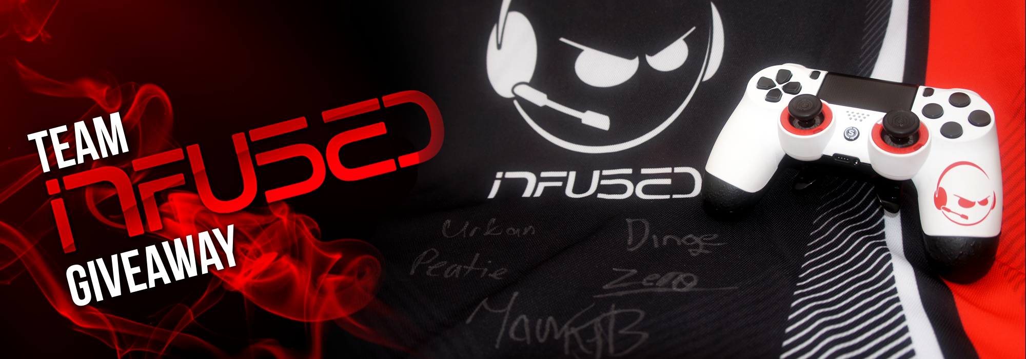 Team Infused Giveaway