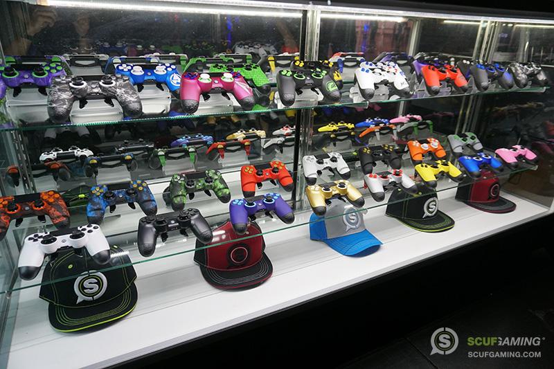 MLG Anaheim SCUF Booth 2