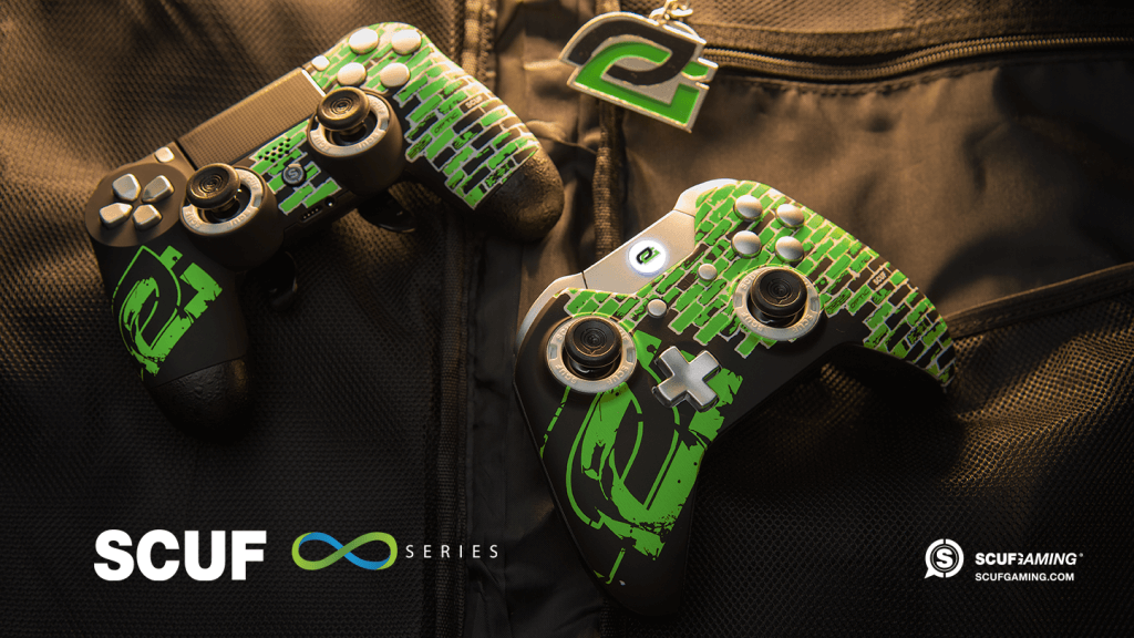 New OpTic GreenWall SCUF Infinity Series | Scuf Gaming | Scuf Gaming